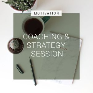 Business Coaching and Strategy Session